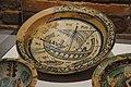 Catino - Maiolica a cobalto e mandanese - Tunisia, fine XII - inizi XIII secolo (chiesa di San Michele degli Scalzi, Pisa) - Museo nazionale di San Matteo.jpg