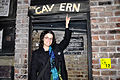 Cavern Club original entrance replica, The Beatles Story.jpg