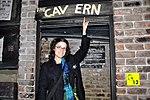 Cavern Club original entrance replica, The Beatles Story.jpg
