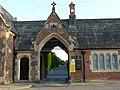 Cemetery gateway - geograph.org.uk - 902675.jpg