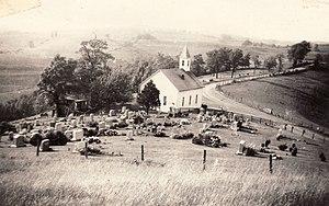 Aleppo Township, Greene County, Pennsylvania - Centennial Cemetery