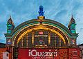Central station Frankfurt - Germany - Luminale 2014 - April 3rd 2014 - 03.jpg