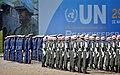 """Cerimônia em comemoração ao Dia Internacional dos """"Peacekeepers"""" das Nações Unidas no Grupamento de Fuzileiros Navais (GptFNB) (27374280725).jpg"""