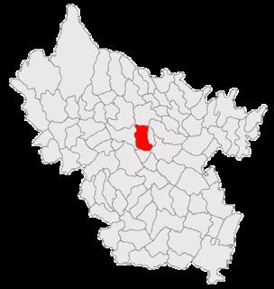Cernătești, Buzău Commune in Buzău, Romania