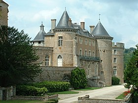 Image illustrative de l'article Château de Chastellux