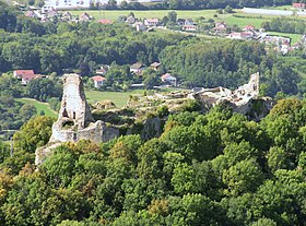 Image illustrative de l'article Château de Montfaucon