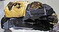 Chalcopyrite on tennantite (Russia) 5.jpg