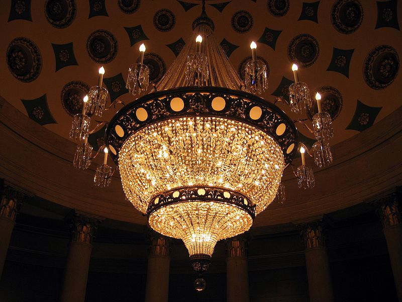 File Chandelier In Us Capitol Building Jpg Wikimedia Commons