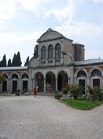Isola di San Michele - Image: Chapel of San Rocco