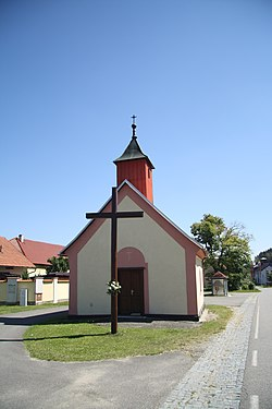 Chapel of Virgin Mary in Kotlasy, Žďár nad Sázavou District.jpg