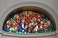 Charleroi - église Saint-Antoine-de-Padoue - vitrail - Ransy-Carpet - 1959 - Pentecote - 01.jpg