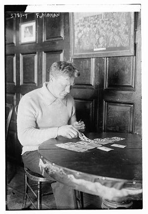 Frank Moran - Moran in 1915
