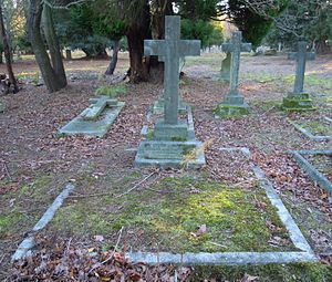 Charles Tyrrell Giles - Grave of Charles Tyrrell Giles in Brookwood Cemetery
