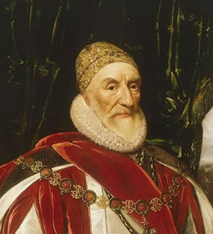 Earl of Effingham - Charles Howard, 1st Earl of Nottingham