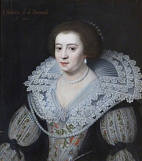 Charlotte Stanley, Countess of Derby English noblewoman