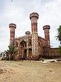 Chauburji Under Renovation.jpg