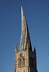 Chesterfield's Crooked Spire. (5373895658).jpg