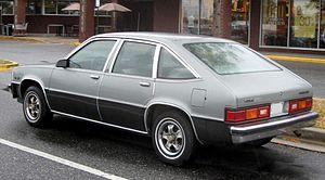 Chevrolet Citation - Chevrolet Citation