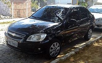 Chevrolet Celta - Chevrolet Prisma