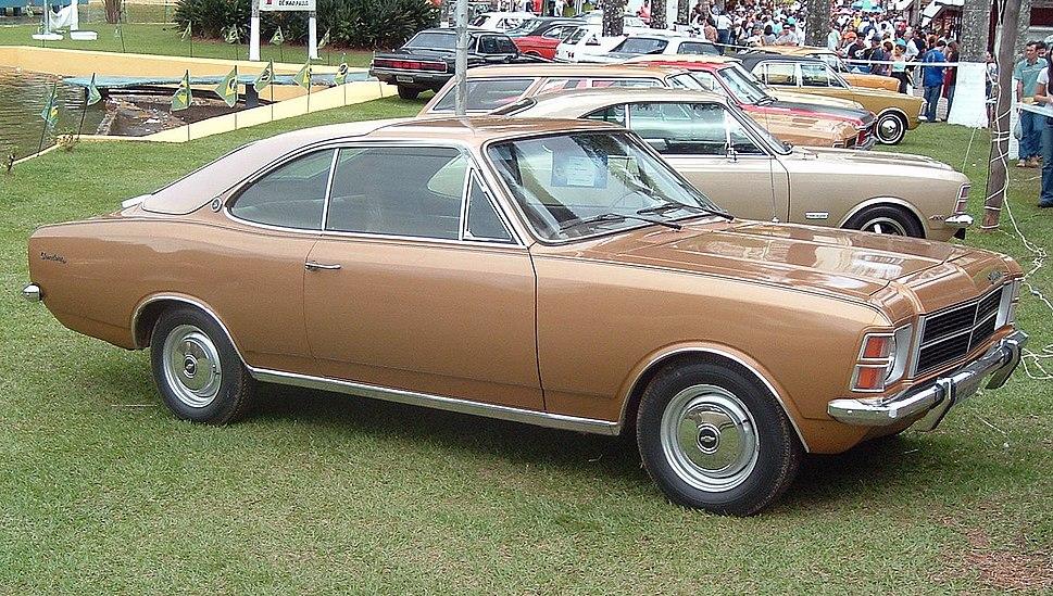 Chevy Comodoro Coupé