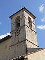 Chiesa di San Panfilo, Tornimparte - campanile, 2.jpg