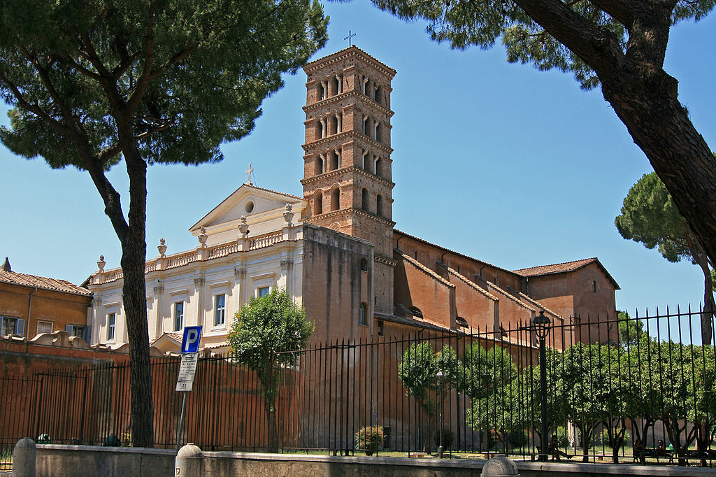 Church of Saints Boniface och Alessio roma.jpg
