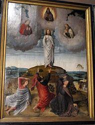 Gerard David: Transfiguration