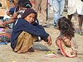 Children - Gangasagar Fair Transit Camp - Kolkata 2012-01-14 0706.JPG