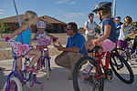 Children test their riding skills at Bicycle Rodeo 130807-F-ZB149-042.jpg