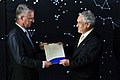 Chilean President visits Paranal to announce the transfer of the land for the E-ELT (10548251533).jpg