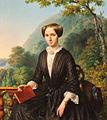Chimaer van Oudendorp Damenportrait 1857.jpg
