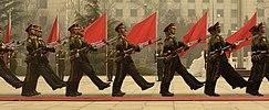 Kinesisk æresvakt i kolonne 070322-F-0193C-014.JPEG