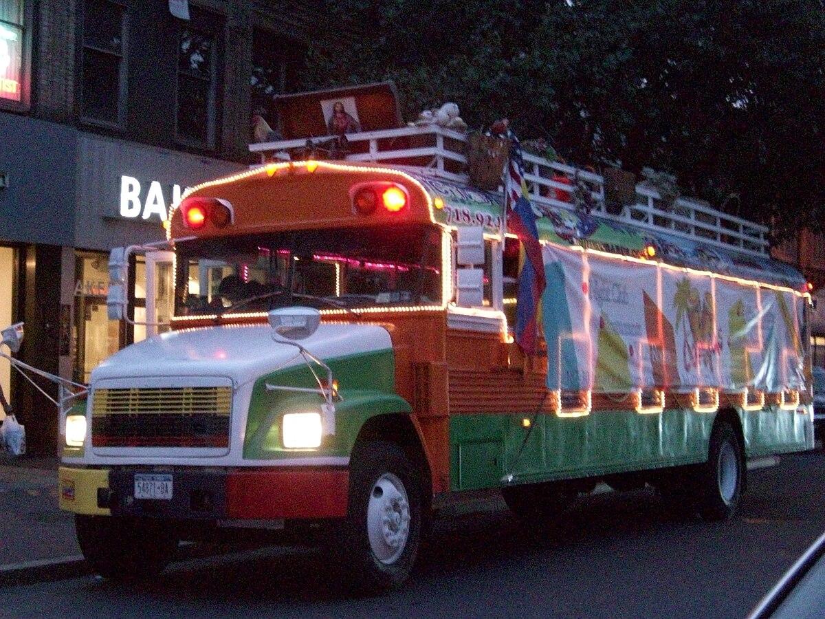 Chiva (vehículo) - Wikipedia, la enciclopedia libre