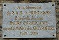 Chourgnac la Chèze chapelle plaque (1).JPG