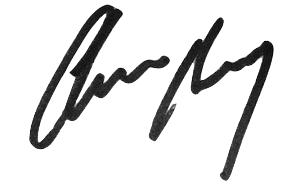 Christopher G. Kennedy's signature