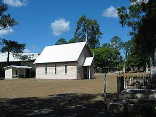 Christ Church, Tingalpa