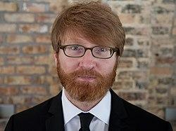 Chuck Klosterman in Minneapolis, Minn. on Sept. 20, 2009.jpg