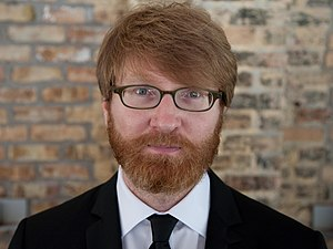Chuck Klosterman - Image: Chuck Klosterman in Minneapolis, Minn. on Sept. 20, 2009