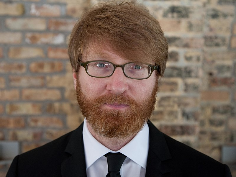 Chuck Klosterman in Minneapolis, Minn. on Sept. 20, 2009.jpg
