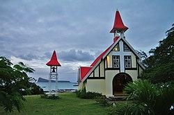 Church Notre Dame Auxiliatrice, Mauritius.jpg