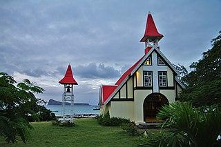 Rivière du Rempart District District in Mauritius