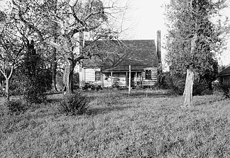 National Register of Historic Places listings in Hanover County, Virginia - Image: Church Quarter, State Route 738, Ashland vicinity (Hanover County, Virginia)