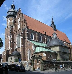 Corpus Christi Basilica - Image: Church of Corpus Christi in Kraków 3