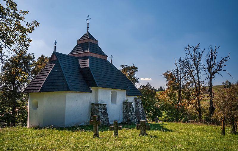 Церква Св. Миколая, Чесники