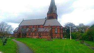 Bromborough - Church of St Barnabas