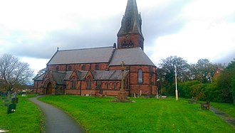 Bromborough - Church of St Barnabas