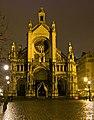 Church of St Catherine - Brussels, Belgium - panoramio.jpg