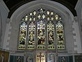 Church of the Ascension, Burghclere, East window - geograph.org.uk - 1317678.jpg