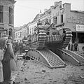 Churchill tanks Roosendaal Oct 1944 IWM B 11490.jpg