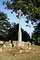 Churchyard Cross - geograph.org.uk - 201006.jpg
